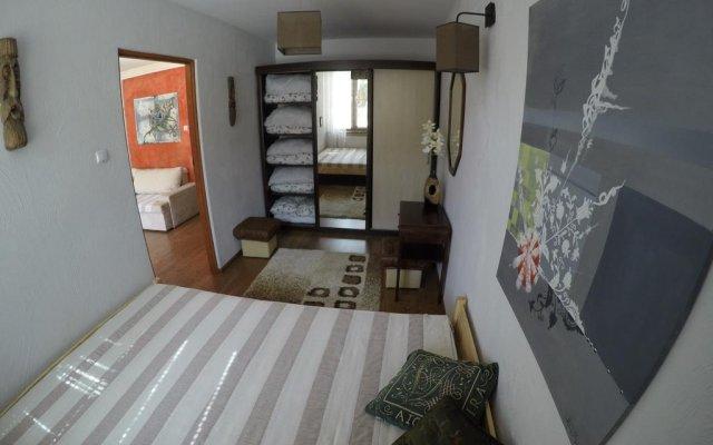 Отель Apartament Malwa Сопот комната для гостей