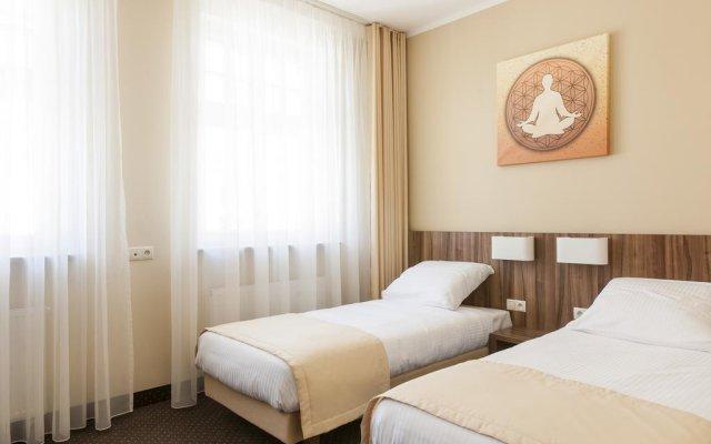 Отель Mandala Hostel & Apartments Польша, Познань - отзывы, цены и фото номеров - забронировать отель Mandala Hostel & Apartments онлайн комната для гостей