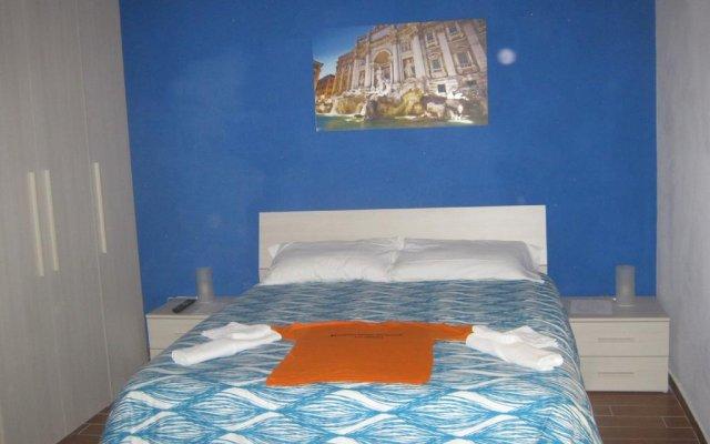 Отель B&B Central Palace Colosseum комната для гостей