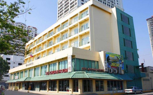 Отель Aloha Hotel Филиппины, Манила - 2 отзыва об отеле, цены и фото номеров - забронировать отель Aloha Hotel онлайн вид на фасад