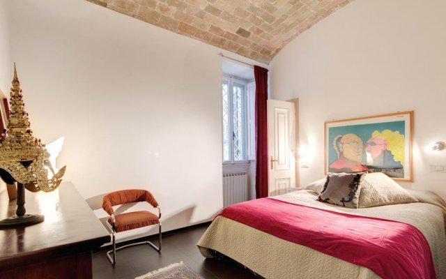 Отель Relaxing Trastevere Италия, Рим - отзывы, цены и фото номеров - забронировать отель Relaxing Trastevere онлайн комната для гостей