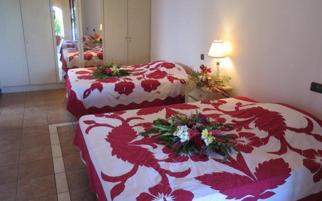 Отель Villa Marama Французская Полинезия, Папеэте - отзывы, цены и фото номеров - забронировать отель Villa Marama онлайн комната для гостей