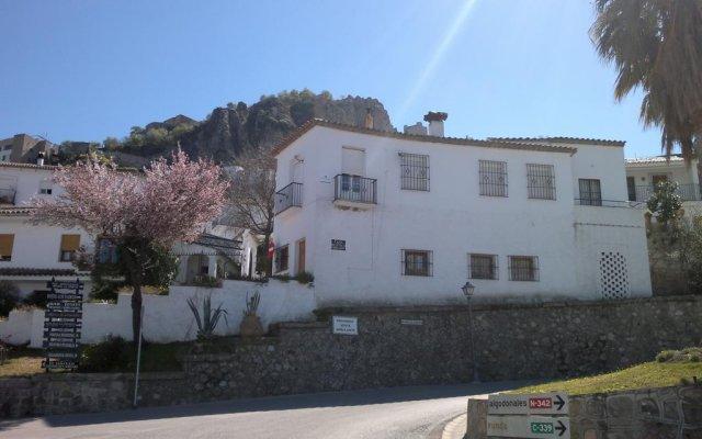 Отель Casas Azahar вид на фасад