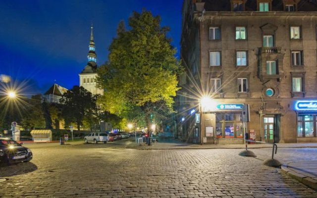 Апартаменты Wilde Guest Apartments Old Town вид на фасад