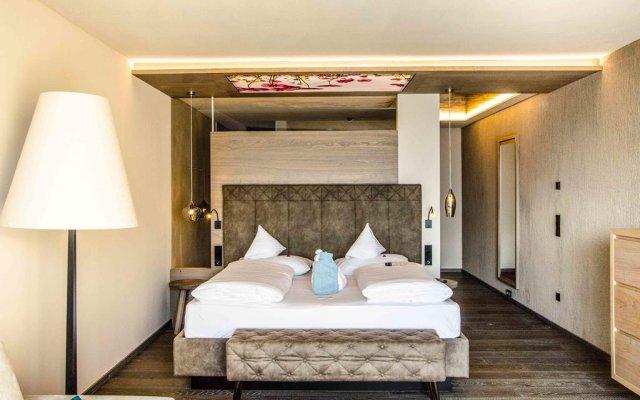 Отель Alpin & Relax Hotel das Gerstl Италия, Горнолыжный курорт Ортлер - отзывы, цены и фото номеров - забронировать отель Alpin & Relax Hotel das Gerstl онлайн комната для гостей