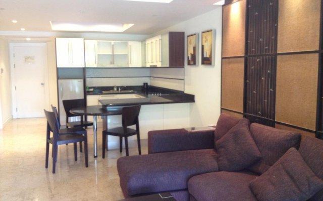 Отель Bel Air Condo Cape Panwa комната для гостей
