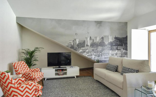Апартаменты Sao Bento Best Apartments|lisbon Best Apartments Лиссабон комната для гостей