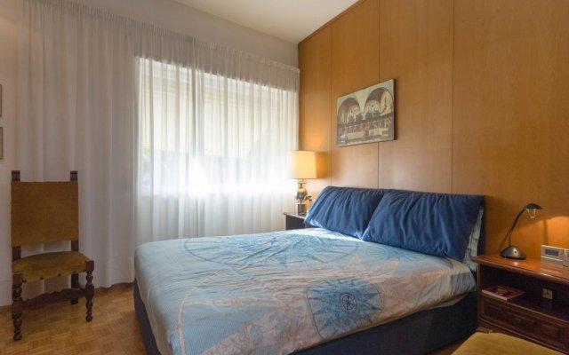Отель Appartamento Genova dall'Alto Генуя комната для гостей