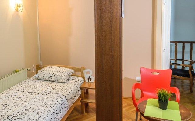 Hostel White Town Белград комната для гостей