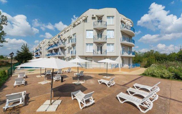 Отель Sunny Day 4 Complex Солнечный берег