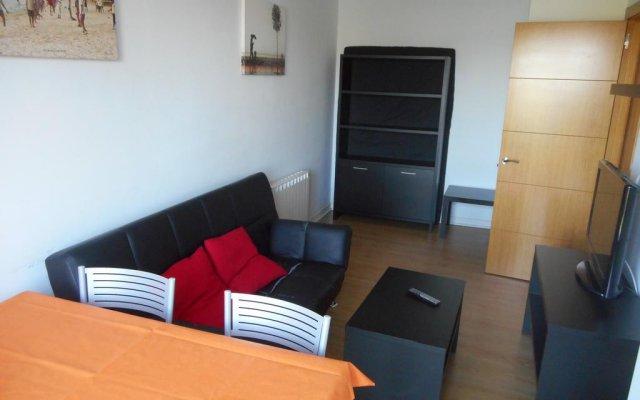 Отель Apartamentos Bahía de Boó комната для гостей