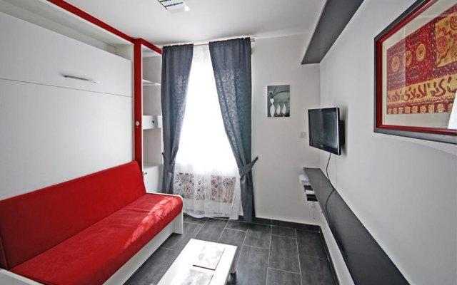 Отель Atoll комната для гостей