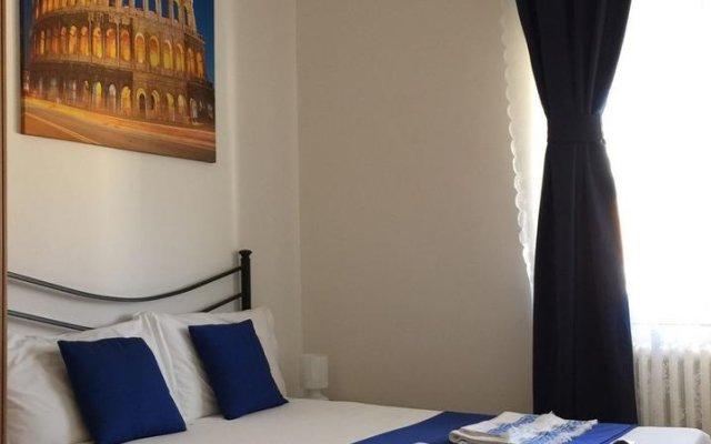 Отель The 7th Floor in Rome комната для гостей