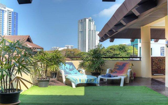 Отель Dolphin Place