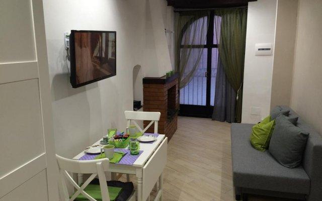 Отель L'Arco del Borgo Сполето комната для гостей