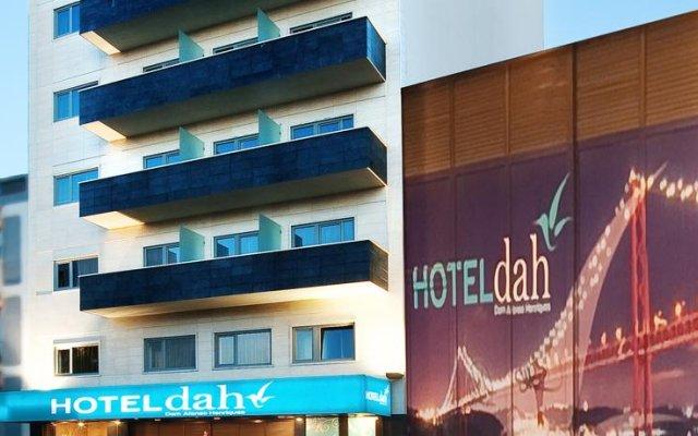 Hotel DAH - Dom Afonso Henriques вид на фасад