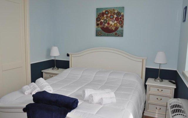 Отель Agriturismo San Michele Солофра комната для гостей