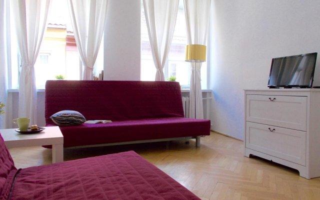 Отель Apartament Warsaw SaintJohn Польша, Варшава - отзывы, цены и фото номеров - забронировать отель Apartament Warsaw SaintJohn онлайн комната для гостей