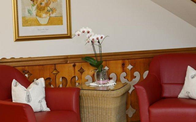 Отель Garni Pension Claudia Силандро интерьер отеля