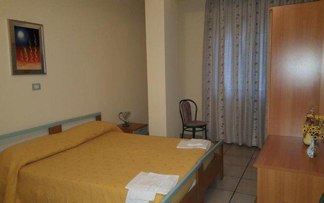 Hotel Ristorante La Campagnola Морской охраняемый район Капо-Рицутто комната для гостей