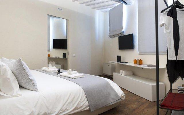 Отель B&B Casamia Ареццо комната для гостей