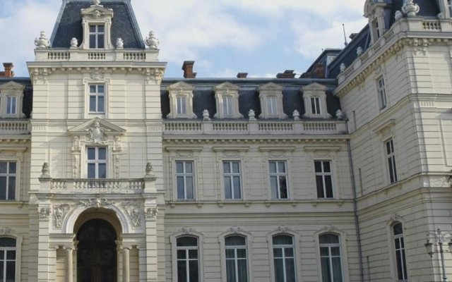 Гостиница Old Lviv вид на фасад