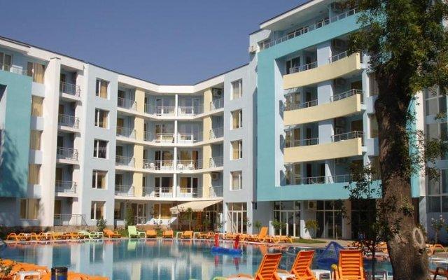 Апартаменты SD Yassen Apartments бассейн