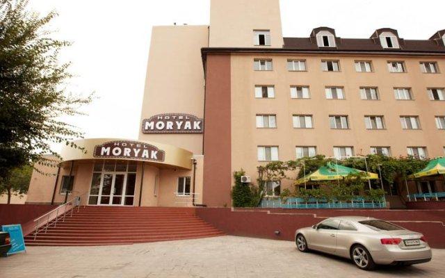 Гостиничный комплекс Моряк вид на фасад