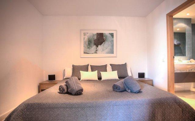 Отель Bossa Azul 3 комната для гостей