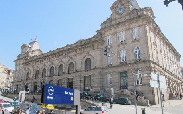 Отель Apartamento da Rua da Fabrica вид на фасад