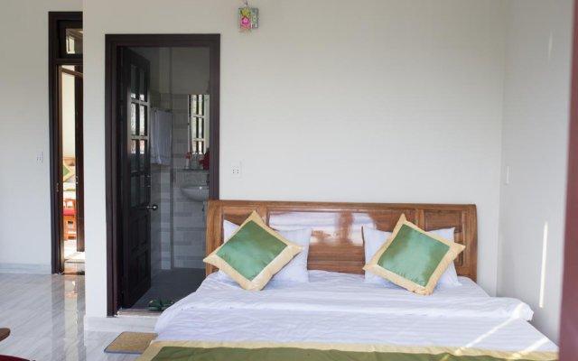 Отель Anh Nhung Guesthouse комната для гостей