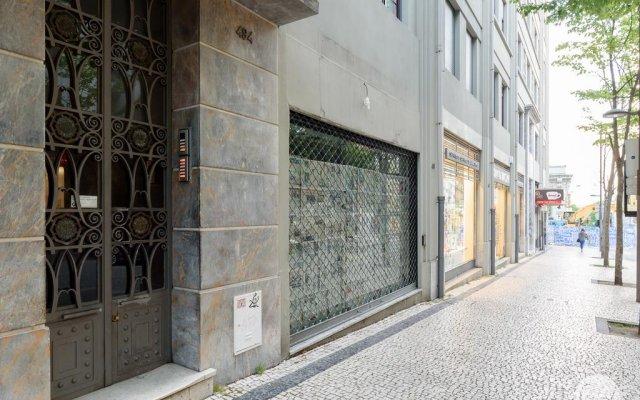 Отель Feel Porto Downtown Townhouses вид на фасад