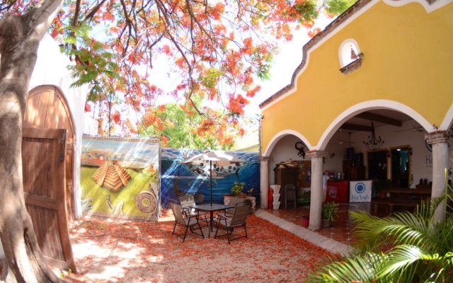 Отель Hostel Ka Beh Мексика, Канкун - отзывы, цены и фото номеров - забронировать отель Hostel Ka Beh онлайн питание