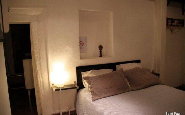 Отель Studio Saint Paul / Saint Vincent Франция, Лион - отзывы, цены и фото номеров - забронировать отель Studio Saint Paul / Saint Vincent онлайн комната для гостей