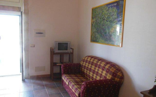 Отель Casa Vacanze Qirat Поццалло комната для гостей