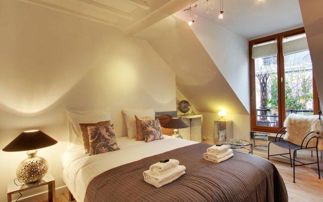 Отель Georges Франция, Париж - отзывы, цены и фото номеров - забронировать отель Georges онлайн комната для гостей