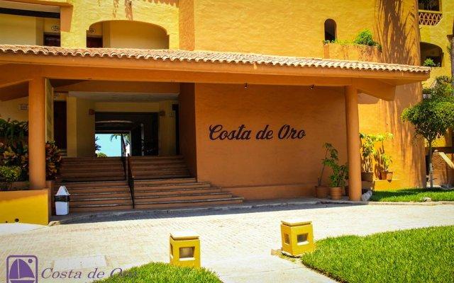 Costa De Oro Beach Hotel вид на фасад