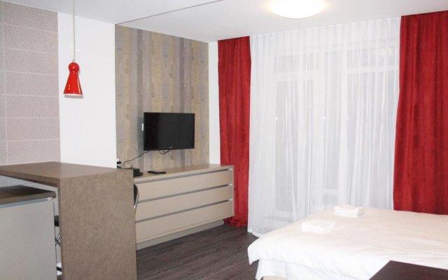 Отель Natalex City Apartments Литва, Вильнюс - отзывы, цены и фото номеров - забронировать отель Natalex City Apartments онлайн комната для гостей