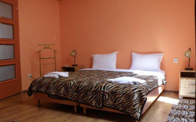 Отель Vila Portokalo Сербия, Белград - отзывы, цены и фото номеров - забронировать отель Vila Portokalo онлайн комната для гостей