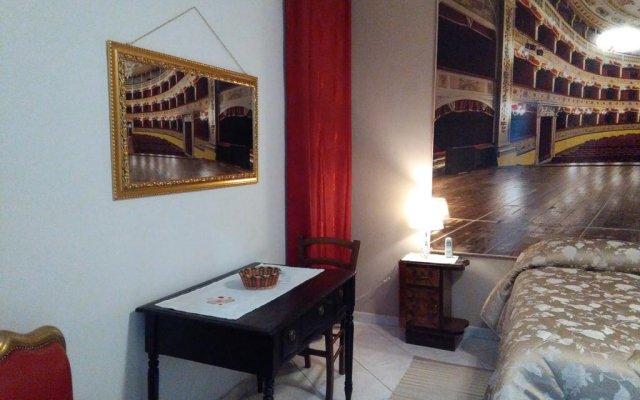 Отель B&B Salita Metello Агридженто комната для гостей