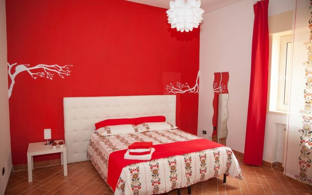 Отель B&B Camere e Cassata Агридженто комната для гостей