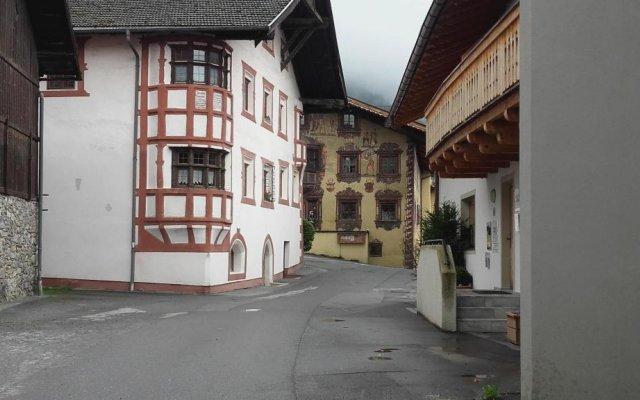Отель Casa Hubertus парковка