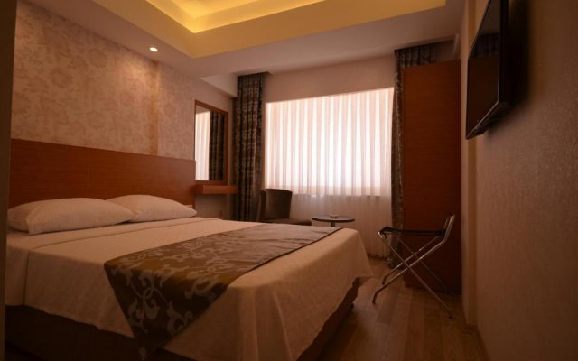 Hotel Onarslan комната для гостей
