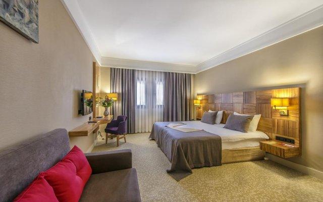 Ramada by Wyndham Cappadocia Турция, Ортахисар - отзывы, цены и фото номеров - забронировать отель Ramada by Wyndham Cappadocia онлайн комната для гостей