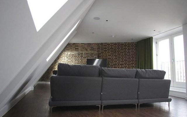 Отель Hop Art House Serviced Apartments Великобритания, Лондон - отзывы, цены и фото номеров - забронировать отель Hop Art House Serviced Apartments онлайн комната для гостей