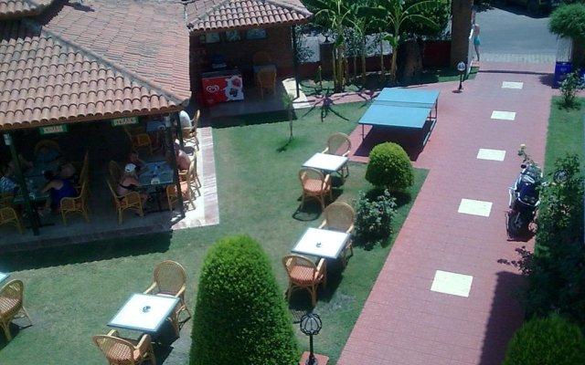 Club Likya Apartment Турция, Мармарис - отзывы, цены и фото номеров - забронировать отель Club Likya Apartment онлайн парковка