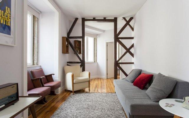 Отель Chiado Vintage комната для гостей