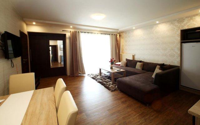 Отель Apartmán Livingstone Roudna Пльзень комната для гостей