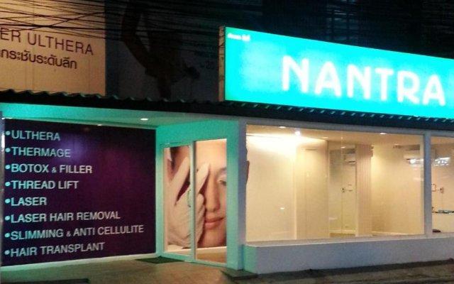 Отель Nantra Cozy Pattaya вид на фасад