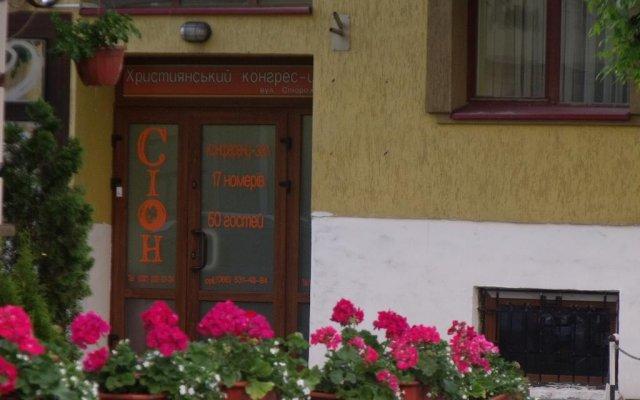 Hotel One Eight вид на фасад